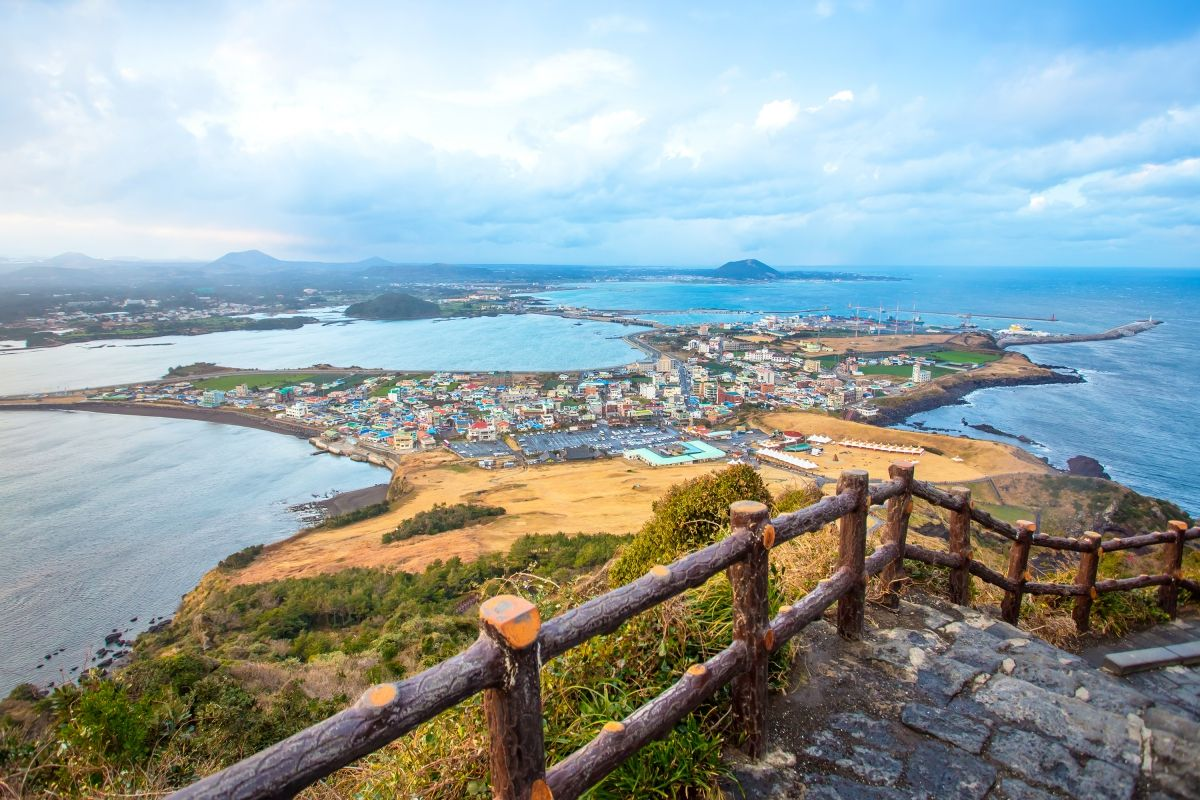 เชจู เกาะที่สวยที่สุดในเกาหลี