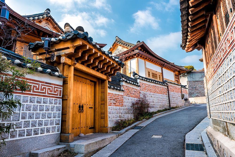 หมู่บ้านบุกชอนฮันอก