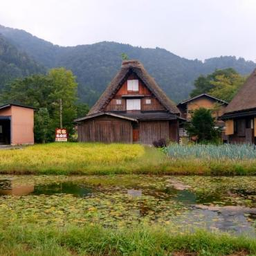 Shirakawago September