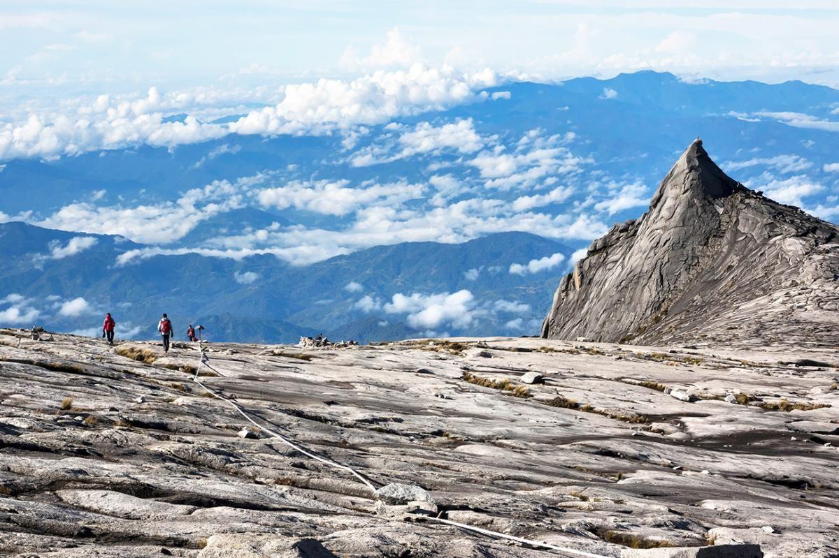 ภูเขาคินาบาลู, Mount Kinabalu