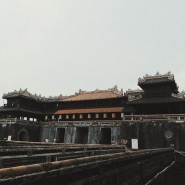 Royal Palace : Hue Royal Antiquities Museum