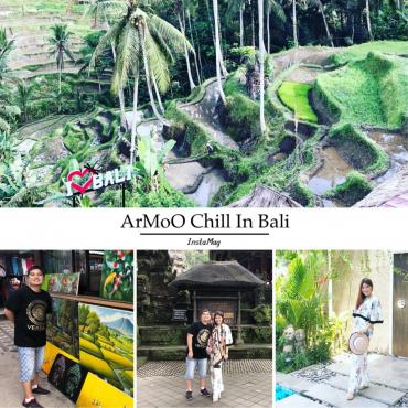 ArMoO Chill In Bali