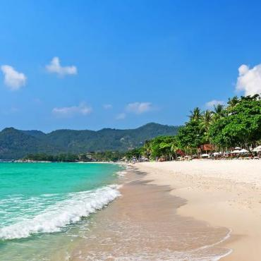 Bangkok to Koh Phangan to Full Moon Party