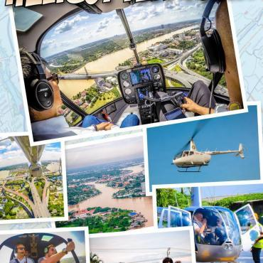 Helicopter Tour Thailand