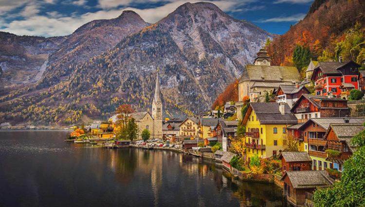 ฤดูใบไม้เปลี่ยนสี, ออสเตรีย