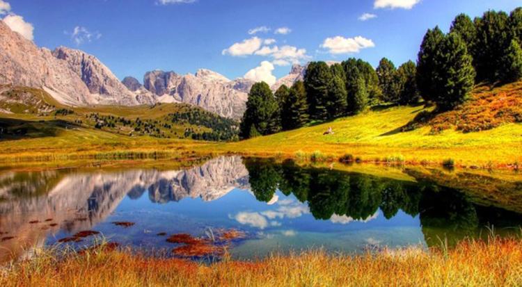 ฤดูใบไม้เปลี่ยนสี, อิตาลี