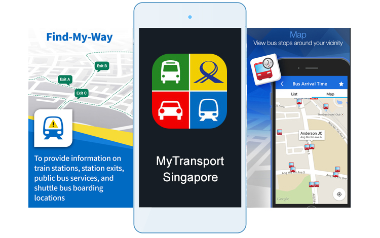 MyTransport Singapore