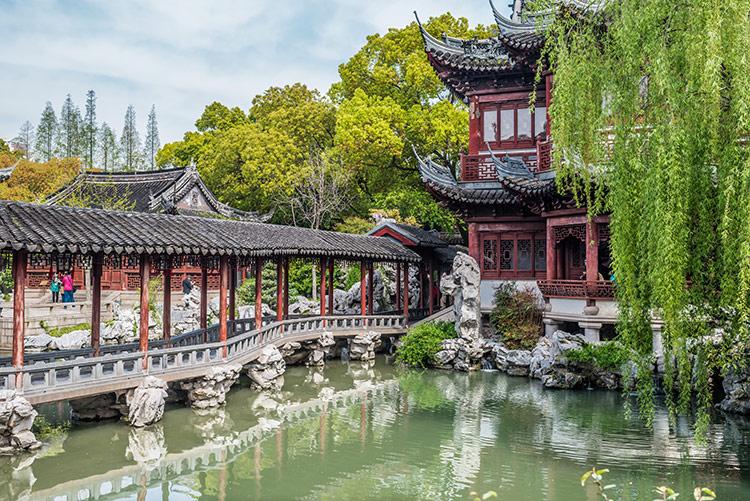 สวนอวี้หยวน, Yuyuan Garden, เซี่ยงไฮ้, เที่ยวจีน