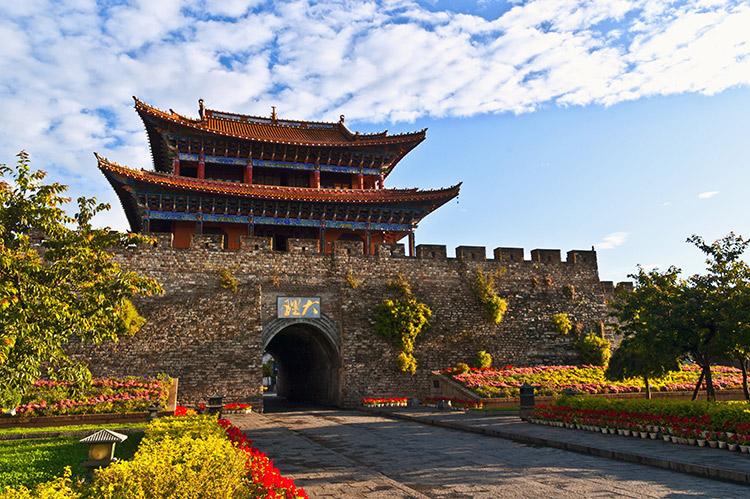 เมืองต้าหลี่, เที่ยวจีน
