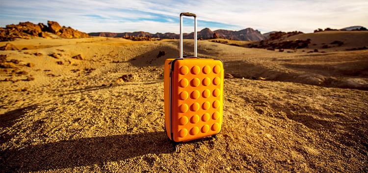 จัดกระเป๋าเดินทาง