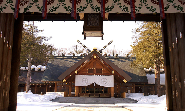 ศาลเจ้าฮอกไกโด, Hokkaido Shrine