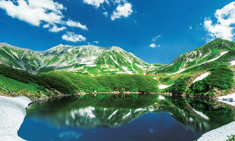 ทะเลสาบมิกุริกะ