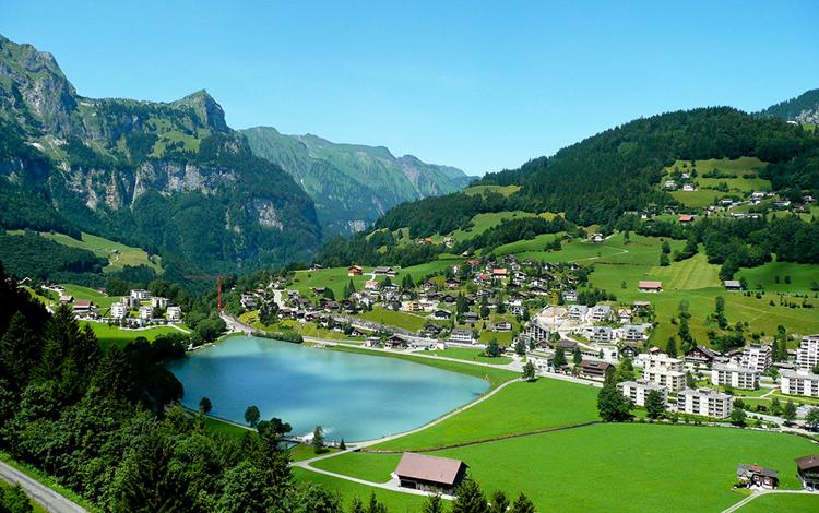 เที่ยวสวิสเซอร์แลนด์