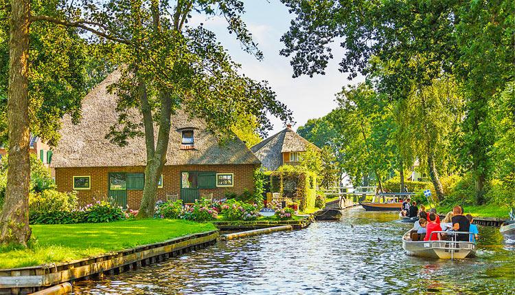เที่ยวเนเธอร์แลนด์