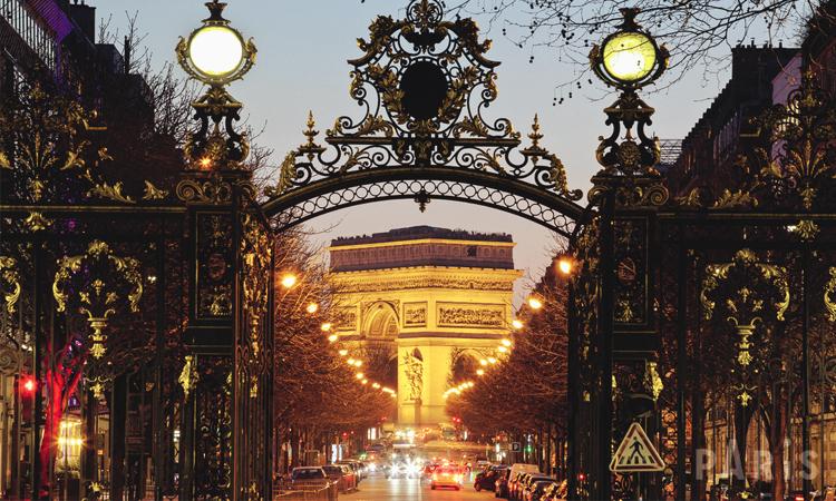 เที่ยวปารีส, Paris