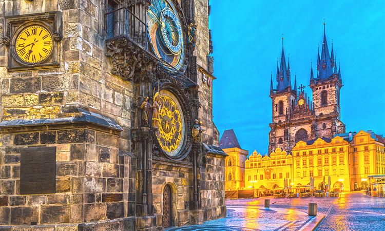 เที่ยวปราก, Prague