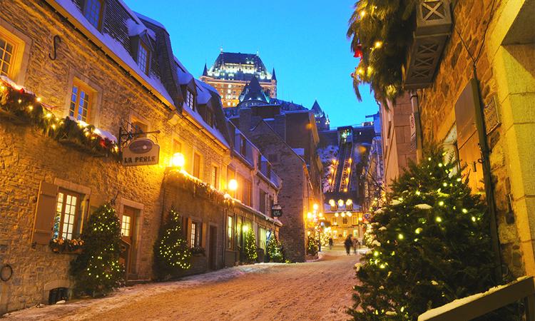 เที่ยวเมืองควิเบก, Quebec