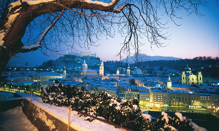 เที่ยวซาลซ์บูร์ก, Salzburg