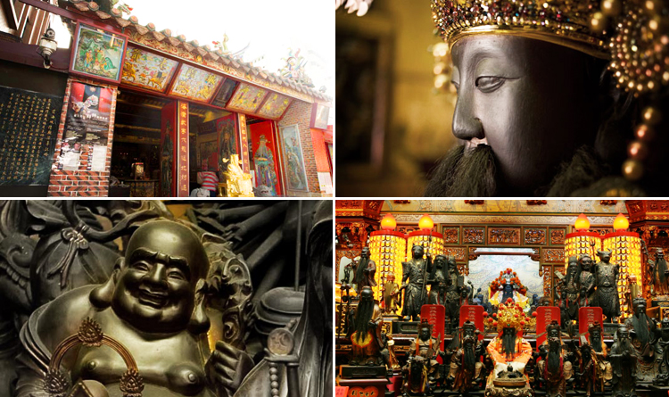 Xiahai City God Temple ไทเป ไต้หวัน