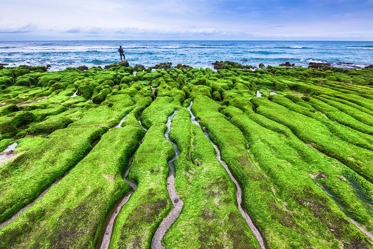 เลาเม่ย, Laomei Green Reef