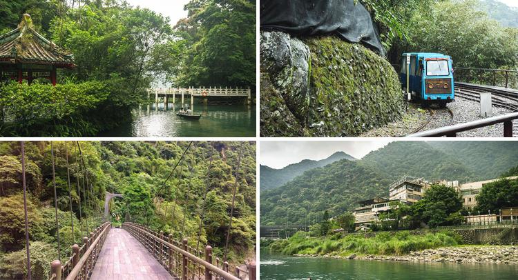 น้ำตกอูไหล, Wulai Waterfall