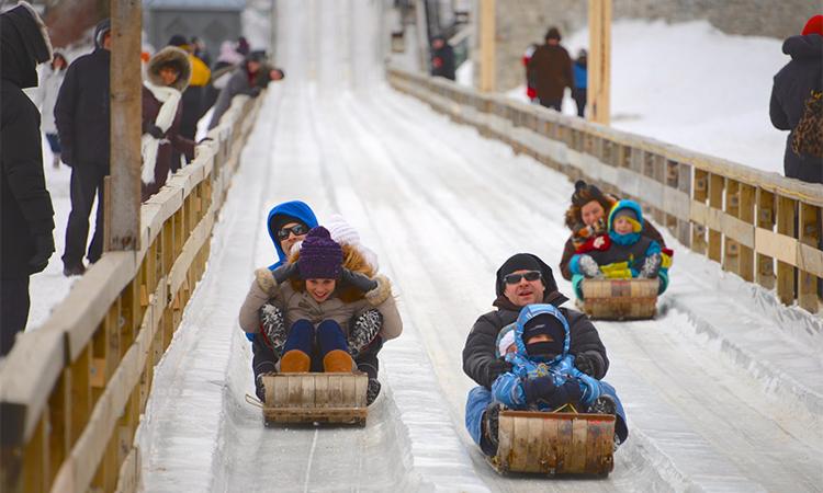 คาร์นิวัลฤดูหนาว, ควิเบก, แคนาดา