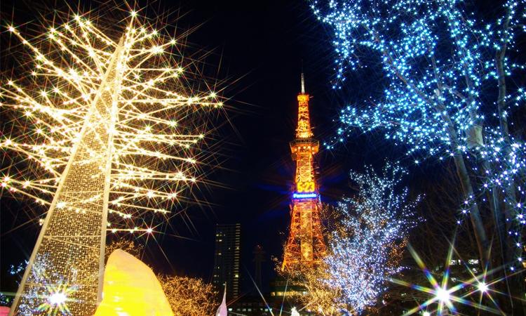เทศกาลหิมะ, ซัปโปโร, ญี่ปุ่น